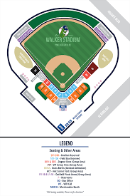 Official Website Of Portland Pickles Baseball Seating Chart