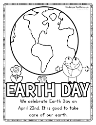 Ways to celebrate earth day. Earth Day Printables Kindergarten Mom