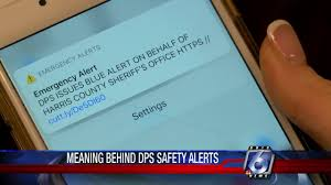 If you have a cell phone chances are you too received a loud alert and a public safety alert late monday night for a law enforcement blue alert.. Breaking Down Emergency Alerts