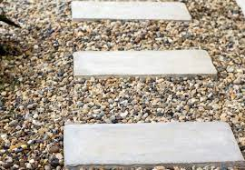 installing a pea gravel patio your
