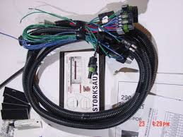 western fisher blizzard snowex hb b d port wiring 29051 western fisher blizzard snowex hb 2 2b 2d 3 port wiring kit isolation module truck side light harness b29051