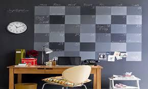 Kids Room Decoration Idea Magnetic Chalkboard Paint Office