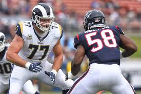 Andrew Daily To Starting Tackle Nfl's Lineman Whitworth Continues News The Odds Rams Defy – Oldest