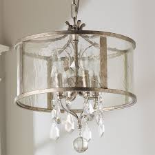 vintage modern crystal mini chandelier antique silver this is the one i want