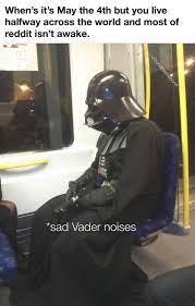 Sad Star Wars noises : dankmemes