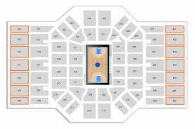 Dayton Arena Seating Chart Ncaa Dayton Basketball University Of Dayton Arena Seating Chart