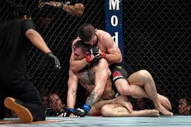 Ufc fight night 59 — mcgregor vs. Khabib Claims Conor Mcgregor Pleaded Don T Kill Me During Ufc 229 Beatdown Mmamania Com