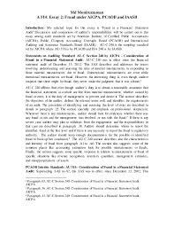 comparative analysis of gaas as ias essay  md moniruzzaman a 514 essay 2 fraud under aicpa pcaob and iaasb introduction