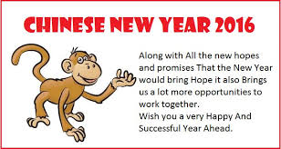 Image result for year of monkey 2016