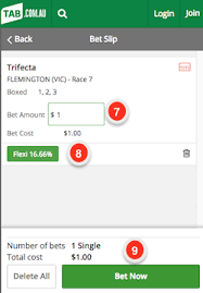 Trifecta Payout Chart How To Place A Box Trifecta Bet