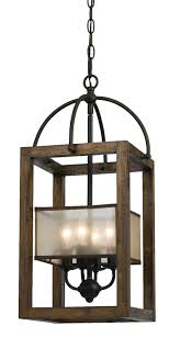 full size of iron and wood chandelier sheer shade lamp pro with arts crafts pendant light
