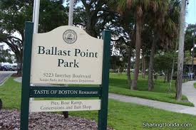 Ballast Point Park Ballast Point Park Tampa Florida Public Park On The Water In