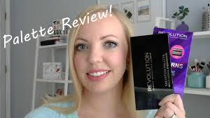 review makeup revolution unicorns unite palette