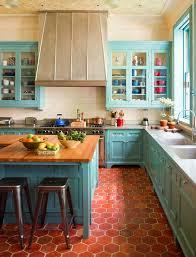 colorful kitchen design. Sawyer   Berson Colorful Kitchen Design N