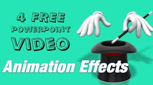 Free Powerpoint Effects Template And Tutorial Pptvideos