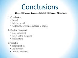 tackling a writing prompt informational conclusions 26
