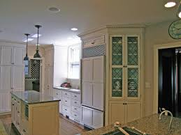 Glass Front Kitchen Cabinets Home Design Of Glass Kitchen Cabinets Amazing Home Decor