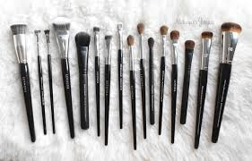 review parisons sephora pro collection brushes