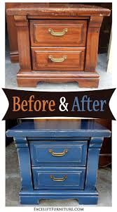 Painting Bedroom Furniture Before And After 17 Best Images About Refinished Bedroom Furniture Painted