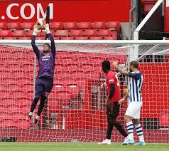 Manchester United v West Brom friendly - Birmingham Live