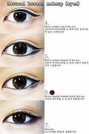 yun shock natural korean makeup eyes asian makeup looks asian eye