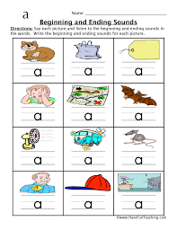 Phonics Worksheets | Have Fun Teaching