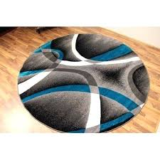 round turquoise rug rugs turquoise round contemporary area rug blue turquoise ruger ar 556 round turquoise rug