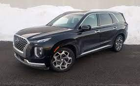 See why the hyundai palisade is better than the subaru ascent. Test Drive 2021 Hyundai Palisade Calligraphy The Daily Drive Consumer Guide The Daily Drive Consumer Guide