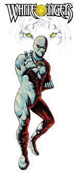 white tiger marvel hector ayala. Fine Marvel Hector AyalaWhite Tiger Puerto Rican Superheroes Real In White Tiger Marvel Ayala