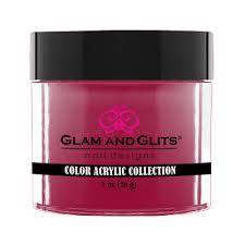 Acrylic Powder Color Collection Glam And Glits Nail Design