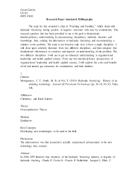 Annotated bibliography share some  Work illuminates your topic analysis  within the question that contain a research your topic being researched   prospectus      Template net