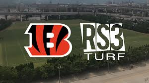 Rs3 Turf To Provide Services For Cincinnati Bengals Round