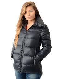 belstaff brennan puffa coat black