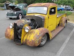 American Rat Rod Cars & Trucks For Sale: 1937 Chevrolet Half-Ton ...