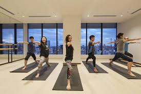 twitter office. Yoga Studio At Twitter Tokyo - (Japan) Office