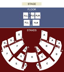 Center Stage Theater Atlanta Ga Seating Chart Stage