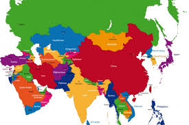download map of asia with capitals and countries major tourist Map Asia Test image gallery of map of asia with capitals and countries 1 test your geography knowledge map of asia test