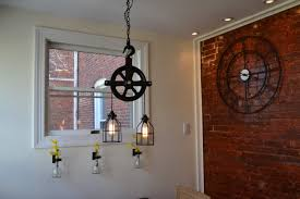 industrial lighting for the home. 16 Creative Handmade Industrial Lighting Ideas For Your Interior The Home L