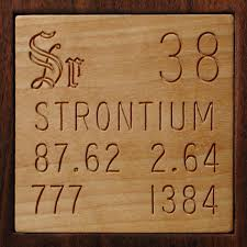 Facts, pictures, stories about the element Strontium in the ...