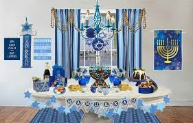 olioboard inspiration decorating for a hanukkah celebration