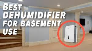 best dehumidifier for basement use