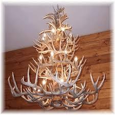 hidalgo whitetail deer antler chandelier 52 antler 24 light