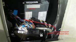 install hualingan on e39 e53 diy extend the mid wires to reach to the glovebox and move it in there this way you will have the dsp bc controls available if needed 5 all done