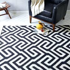 black and white rug image of monochrome black and white rugs black white rugs modern