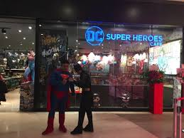 <b>Dc Comic Super Heroes</b>, Genting Highlands - Restaurant Reviews ...
