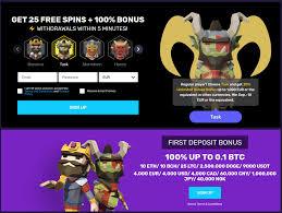Bitcoin bonuses close three ways bitcoin gets you bigger rewards. Bitcoincasino Review 2021 Get 25 Free Spins 100 Deposit Bonus