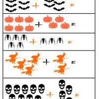 Halloween Math Addition
