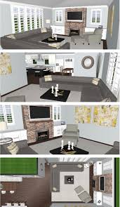 Family Room Layouts space planning a family room so chic life 2983 by xevi.us