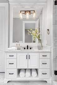 standard height of a bathroom vanity