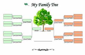 my family tree template family tree template family tree template pdf 4fotowall com rich